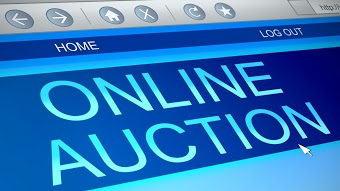Online Auction Featured